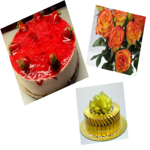 Deal 1 - Flowers, Cakes and Gifts delivery in Dubai UAE