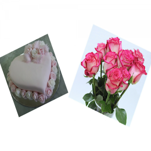 Deal 8 - Flowers, Cakes and Gifts delivery in Dubai UAE