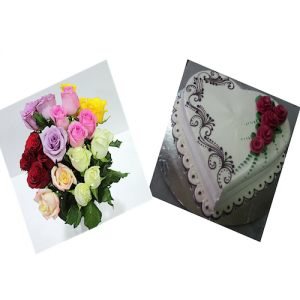 Deal 9 - Flowers, Cakes and Gifts delivery in Dubai UAE