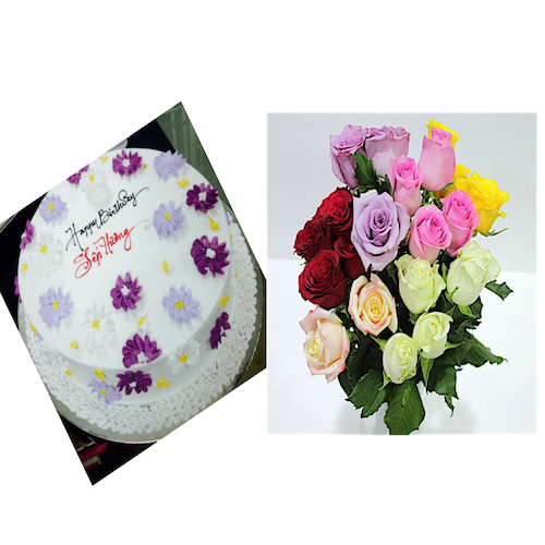 Deal 18 - Flowers, Cakes and Gifts delivery in Dubai UAE