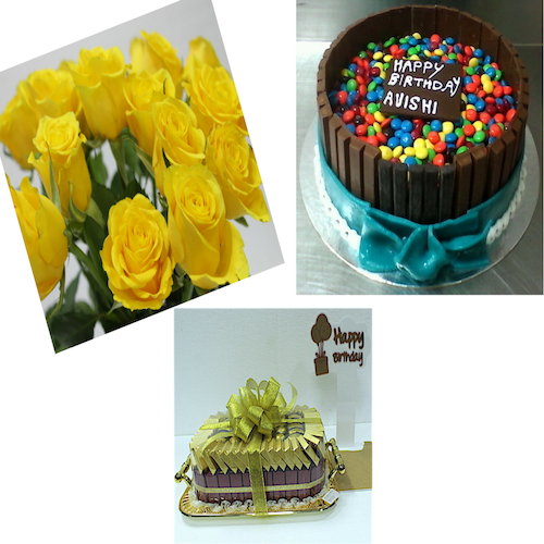 Deal 20 - Flowers, Cakes and Gifts delivery in Dubai UAE