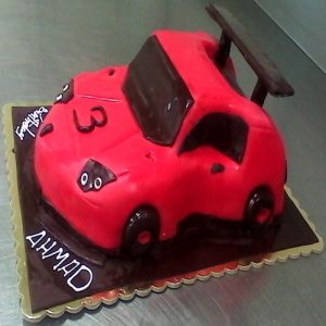 The car cake 2 - SKUCAK067 - Flowers, Cakes and Gifts delivery in Dubai UAE