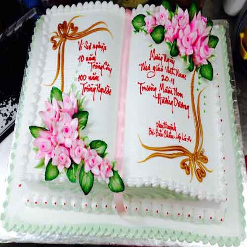 Diary cake for weding - SKUCAK089 - Flowers, Cakes and Gifts delivery in Dubai UAE