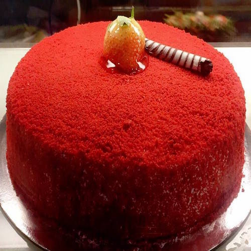 Red Velvet Cake - Flowers, Cakes and Gifts delivery in Dubai UAE