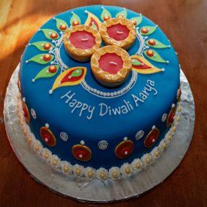 Diwali Theme Cake 3 - SKUCAK121