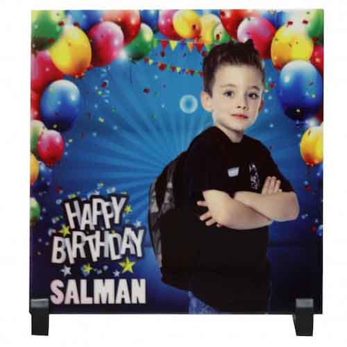 Birthday Tile - Frame - Online Gifts Delivery UAE