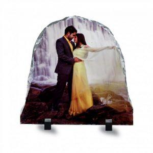 Oval Rock Frame - SKUMUHBATIE9