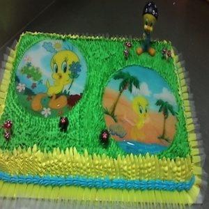 Cartoon Cake 2