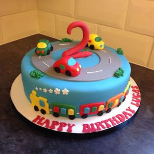 Transport Cake 4