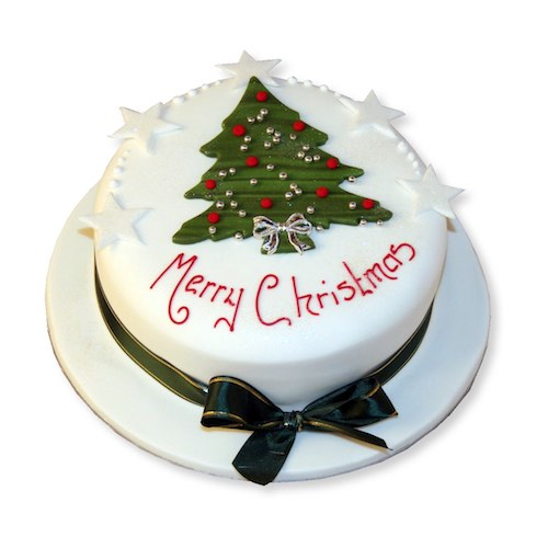 Christmas Cake 8 - Online Gifts Delivery UAE