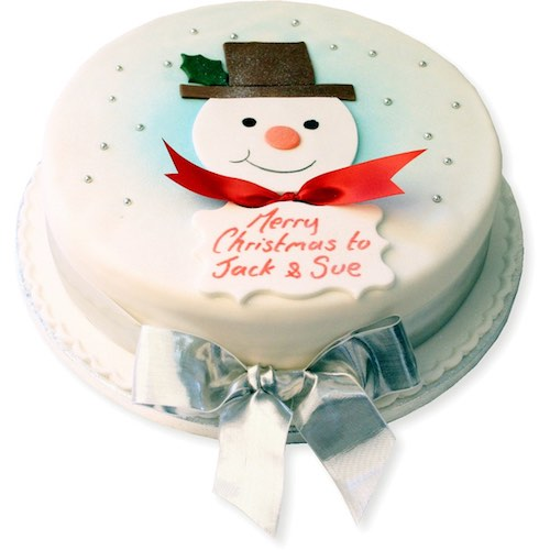Christmas Cake 9 - Online Gifts Delivery UAE