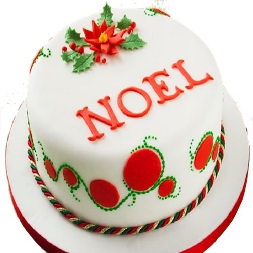 Christmas Cake 10 - Online Gifts Delivery UAE