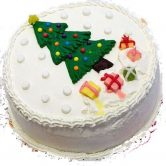 Christmas Cake 11 - Online Gifts Delivery UAE