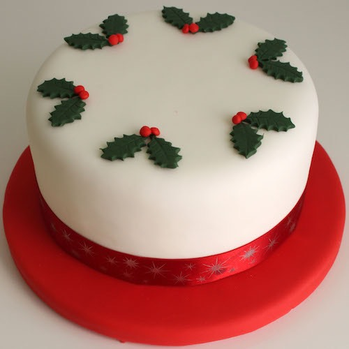 Christmas Cake 12 - Online Gifts Delivery UAE