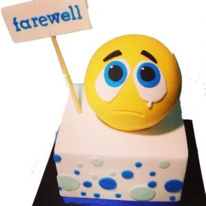 Farewell Cake 1 - Online Gifts Delivery UAE