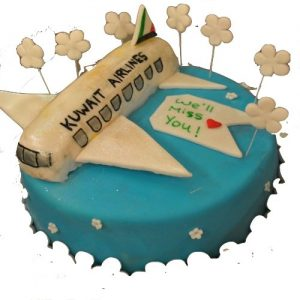 Farewell Cake 2 - Online Gifts Delivery UAE