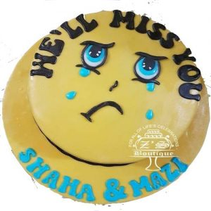 Farewell Cake 4 - Online Gifts Delivery UAE
