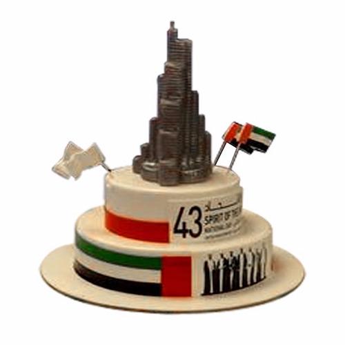 UAE Nationa Day Cake1