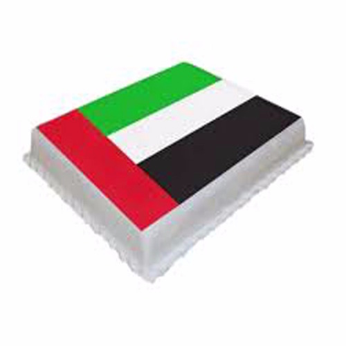 UAE Nationa Day Cake2