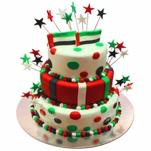 UAE Nationa Day Cake5