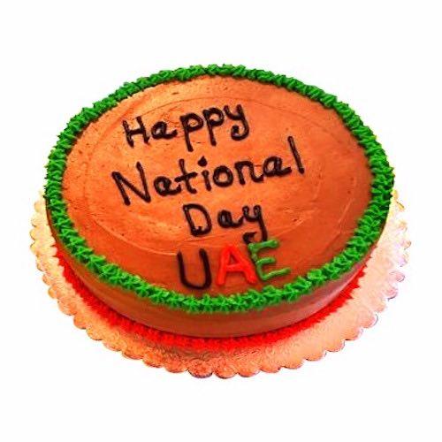 UAE Nationa Day Cake6