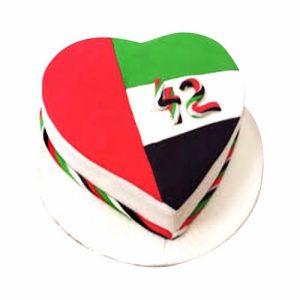 UAE Nationa Day Cake8