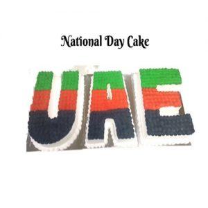 UAE National Day Cake Delivery Dubai UAE