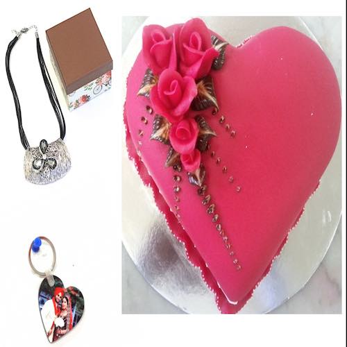 SAVE 25$ - Gift combo for her 1 - Online Gifts Delivery UAE