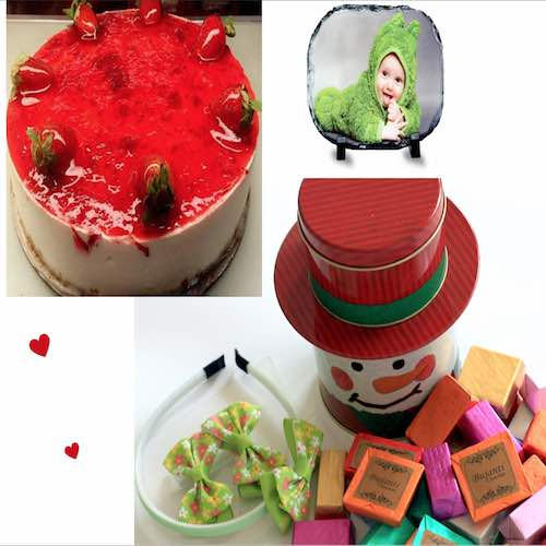 SAVE 30$ - Gift combo for her 2 - Online Gifts Delivery UAE