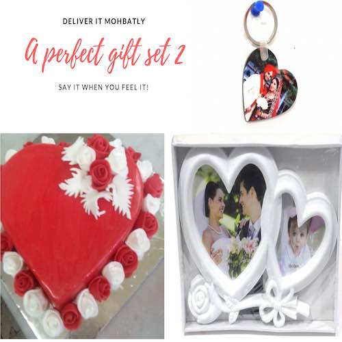 Gift combo for Wedding anniversary - Gifts delivery in Dubai UAE - SKU47