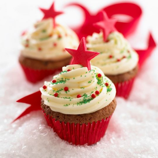 Christmas Cupcakes - Gifts delivery in Dubai UAE - SKUCAK117