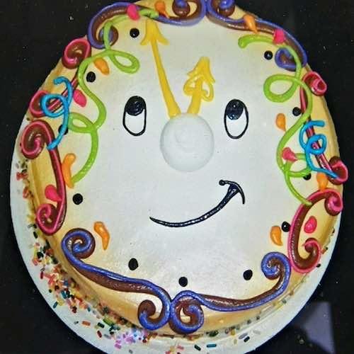 Min 1.5Kg - New Year Cake - SKUCAK149