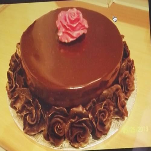 Min 1.5Kg - New Year Cake - SKUCAK152 - Online Gifts Delivery in Dubai UAE