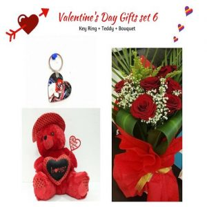 Valentine's Day Gifts Set 6 - SKU51 - Online Gifts Delivery in Dubai UAE