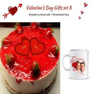 Valentine's Day Gifts Set 8 - SKU51 - Online Gifts Delivery in Dubai UAE