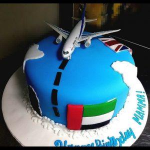 Min 2 Kg Cake – SKUCAK165 – SKUCAK164 - Online Gifts Delivery in Dubai UAE