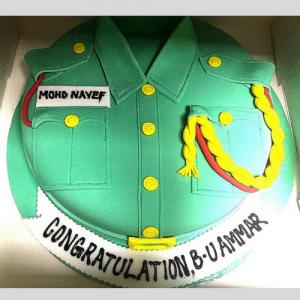 Min 2.5 Kg Congratulations Cake – SKUCAK163 - Online Gifts Delivery in Dubai UAE