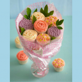 Edible Mohbat Cupcakes - Valentine's Day Special - SKUCAK156 - Online Gifts Delivery in Dubai UAE