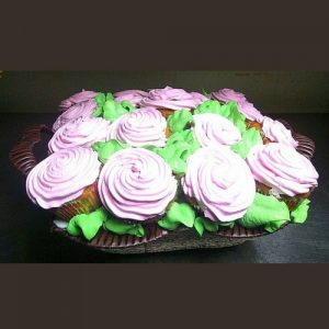 Edible Mohbat Cupcakes - Valentine's Day Special - SKUCAK159 - Online Gifts Delivery in Dubai UAE
