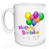 Personalised White Mug - SKUMUHBATIE20 - Online Gifts Delivery in Dubai UAE