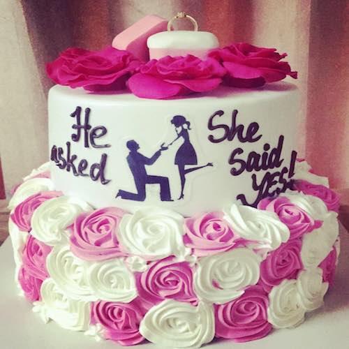 Min 5 Kg Wedding Cake Skucak170 Online Gifts Delivery In Dubai Uae