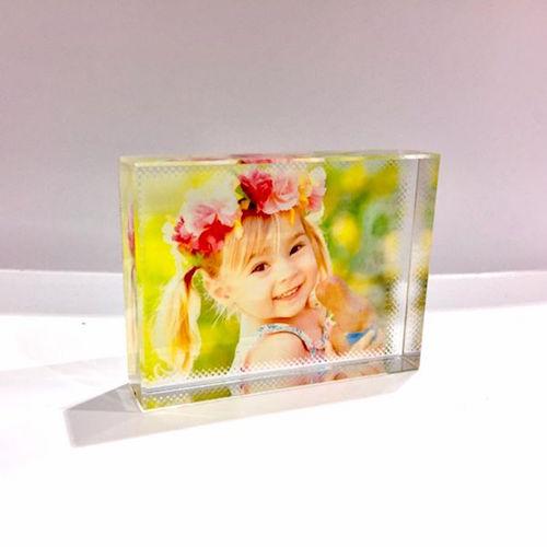 3D Crystal Frame - SKUMUHBATIE205 - Online Gifts Delivery in Dubai UAE