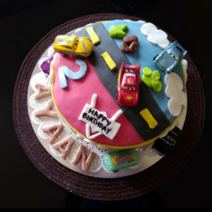 Min 2 Kg Cake – SKUCAK179 - Online Gifts Delivery in Dubai UAE