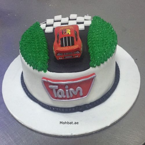 Min 2 Kg Cake – SKUCAK180 - Online Gifts Delivery in Dubai UAE - surprise gifts