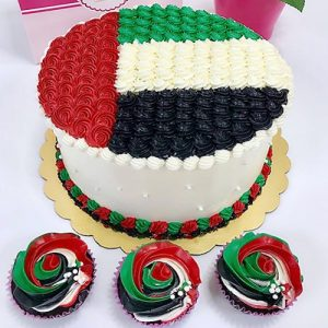 UAE National Day Cake online gift delivery in UAE Surprise gift delivery Dubai UAE