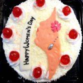Women's Day Cake - SKUCAK175 - Online Gifts Delivery in Dubai UAE