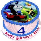 Minimum 2Kg Thomas Cake - SKUCAK189